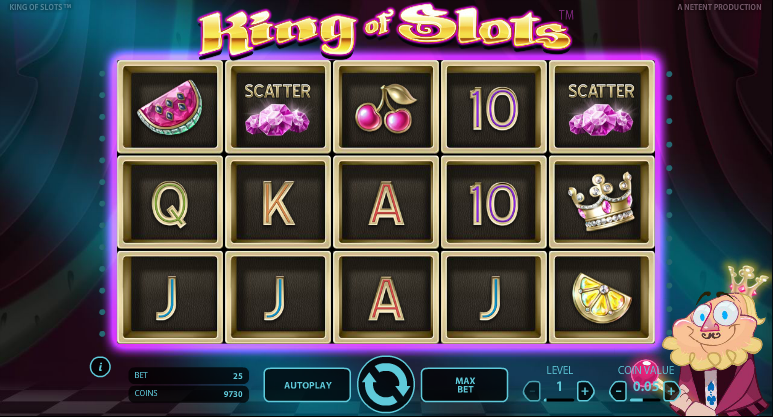king of slots slot