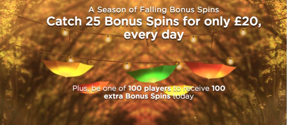 mr green spins
