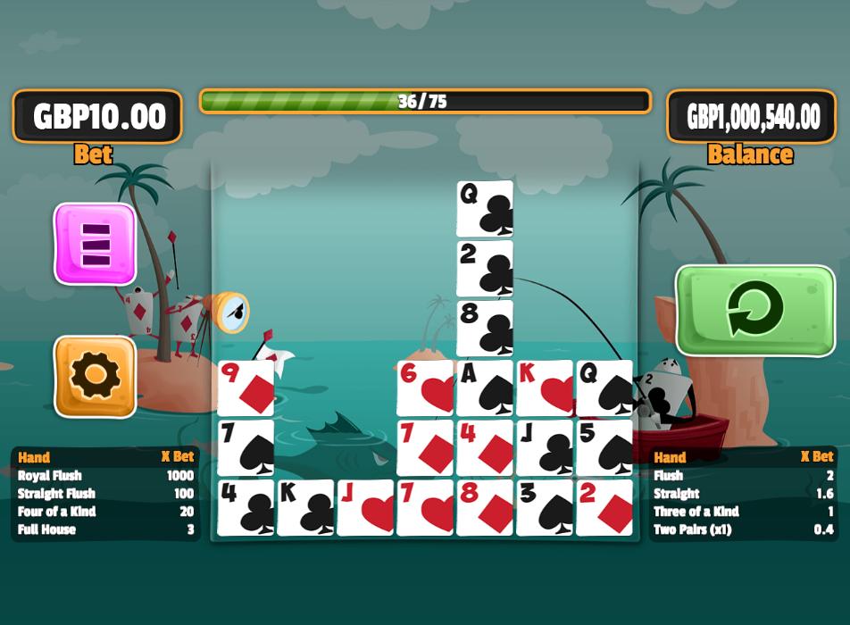 poker riches