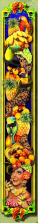 samba de frutas wild