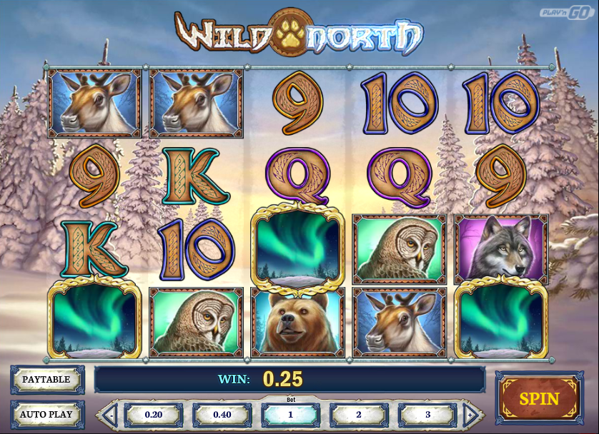 Arctic Wild Slot - Try it Online for Free or Real Money