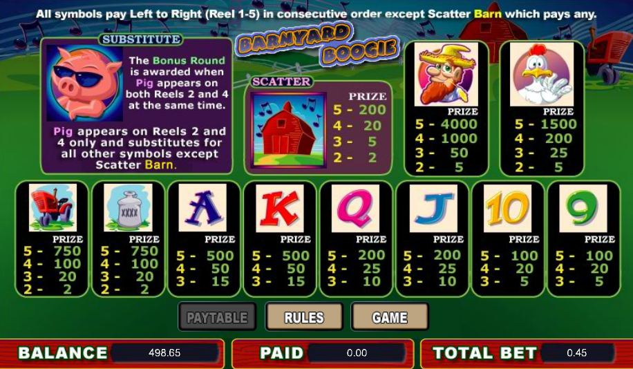 Animal Farm Slots - Review & Play this Online Casino Game