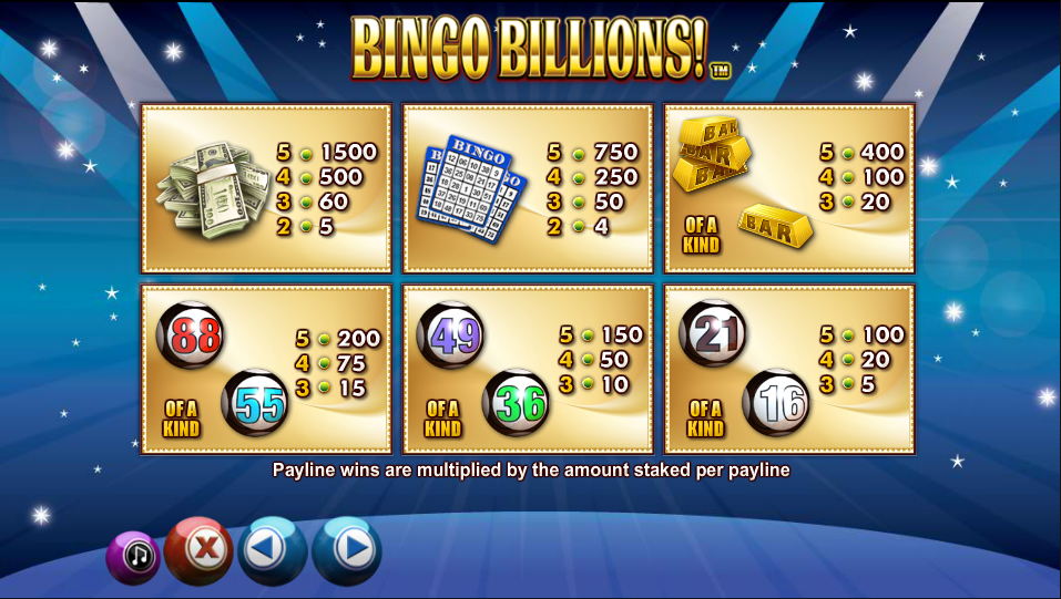 Bingo Slots - Read our Review of this OpenBet Casino Game