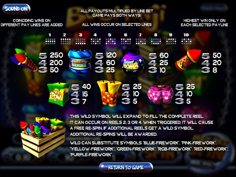 Boomanji Slot Gameplay