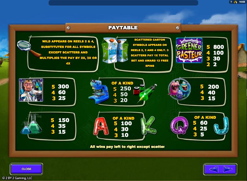 Egt slot game free