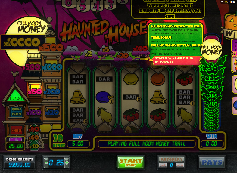 Haunted House Slot Machine Online ᐈ Big Time Gaming™ Casino Slots