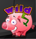 monkey in the bank pig wild