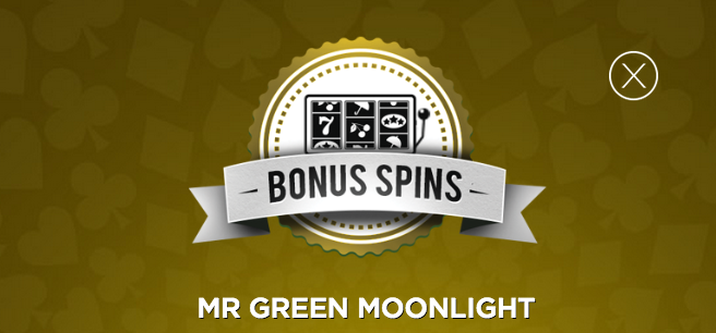 mr green spins
