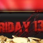Friday 13th FreePlay At 888Casino