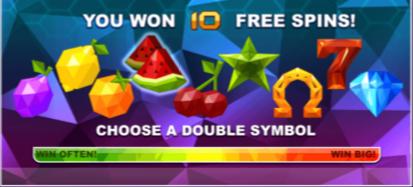 doubles bonus