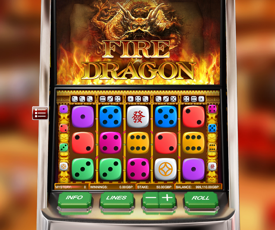 fire dragon screenshot