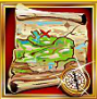 gold ahoy map