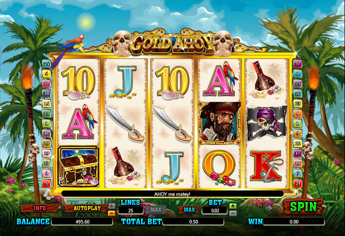 Spiele Ahoy Pirates - Video Slots Online
