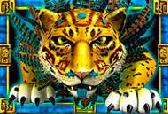 golden jaguar wild