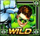green lantern wild