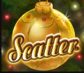 happy holidays scatter