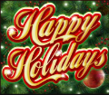 happy holidays wild