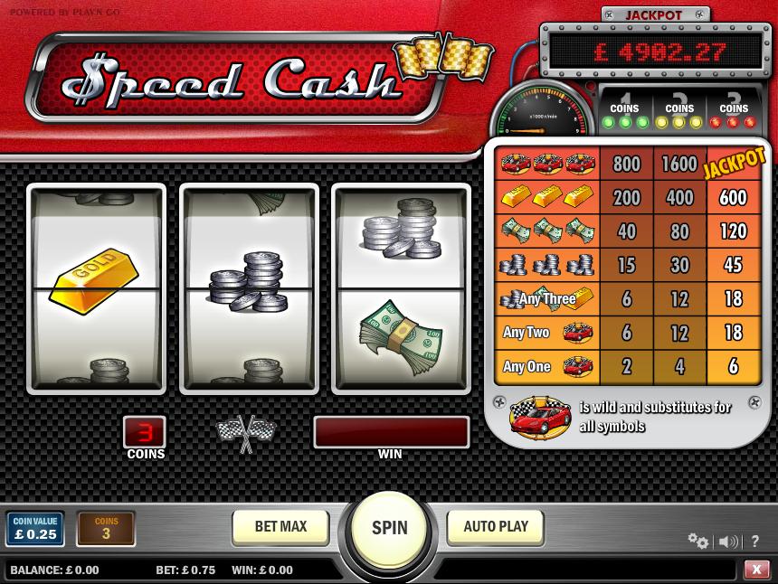 $peed cash screenshot