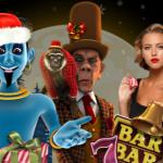 £3200 Festive FreePlay At 888 Casino