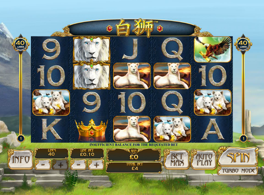 Play Bai Shi Slot at Casino.com UK