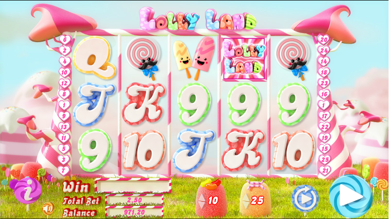 Spiele Lolly Land - Video Slots Online