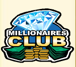 millionaires club II scatter