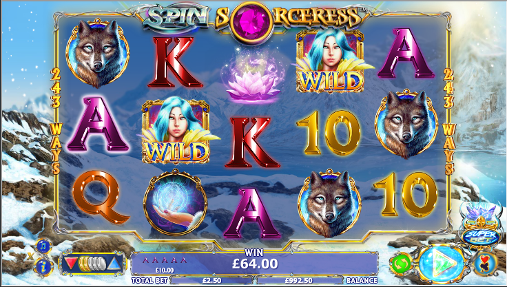 Spin Sorceress - Rizk Online Casino