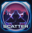drive mm scatter
