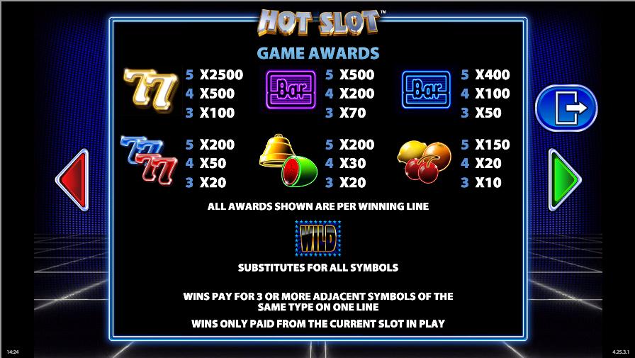 Admiral slot games free