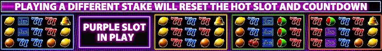 hot slot purple