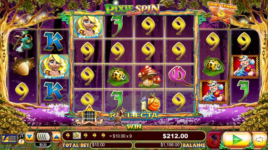 Pixie Gold Slot Machine