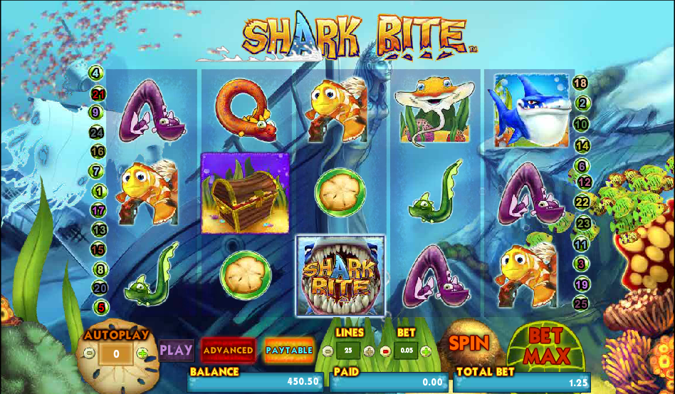 Shark Bite Slot Machine - Play Online for Free or Real Money