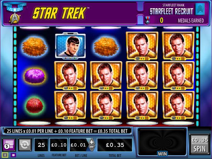 star trek tribbles screenshot