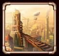 steampunk nation scatter