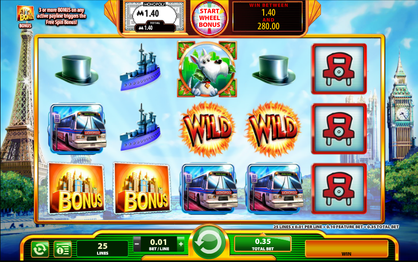Super Monopoly Money Slot Machine – Play Online for Free