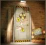 zombie rush door