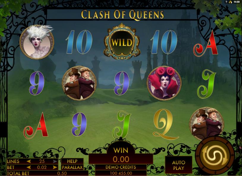 clash of queens screenshot
