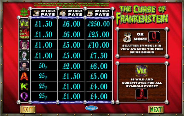 The Curse of the Magic Hammer Slots - Try for Free Online