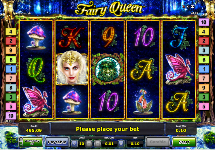 Fairy Queen Slots - Free Play & Real Money Casino Slots