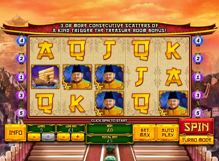 the great ming empire screenshot