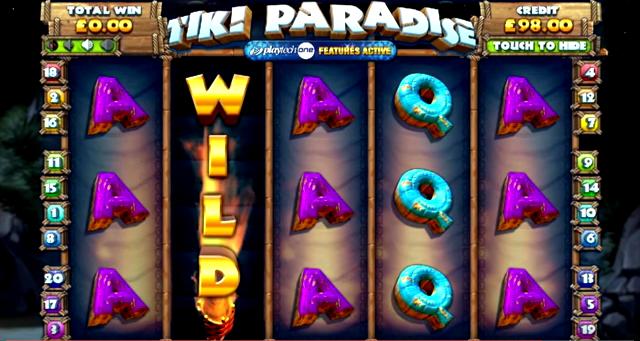 tiki paradise preview