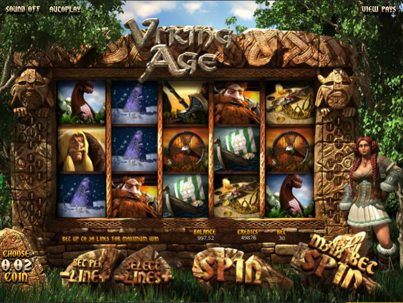 Spiele Viking Age - Video Slots Online