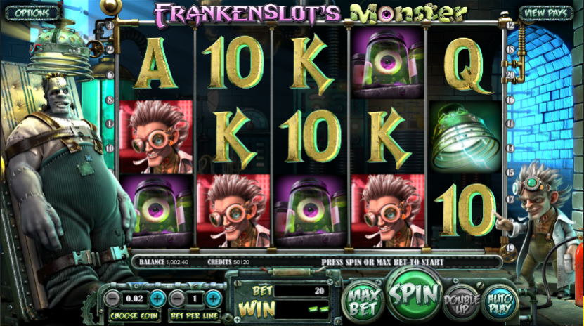 Monster Slot Game