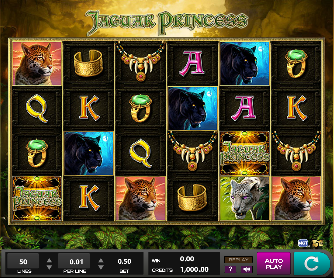 jaguar princess screenshot