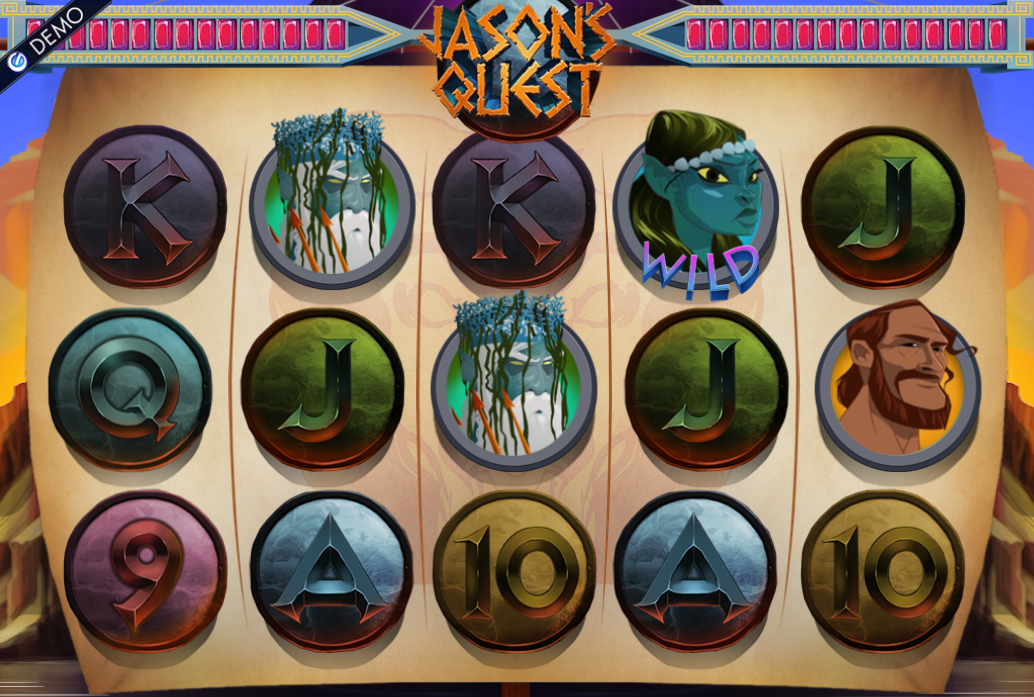 Jason's Quest Slot - Play this Game for Free Online