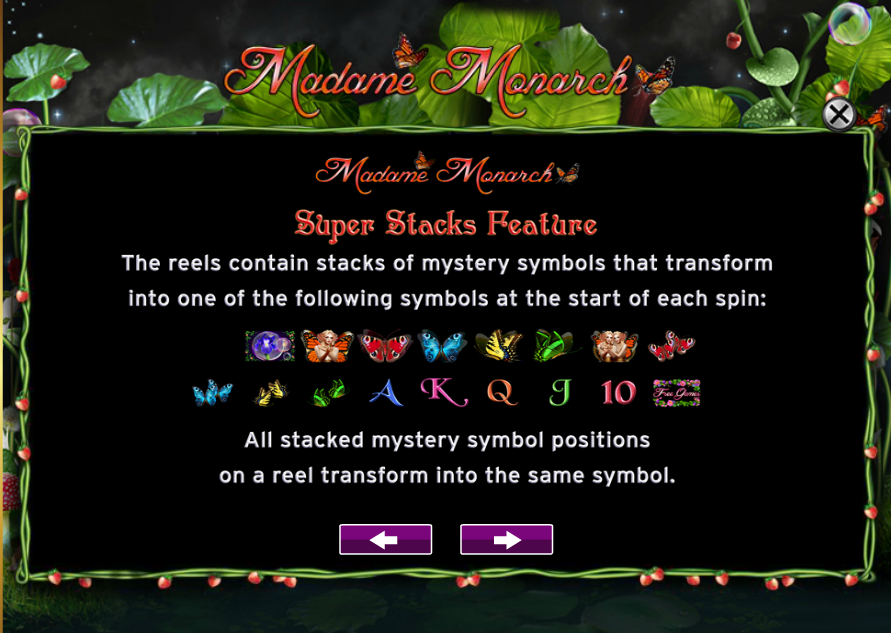 Madame Monarch Slot - Play this Game for Free Online