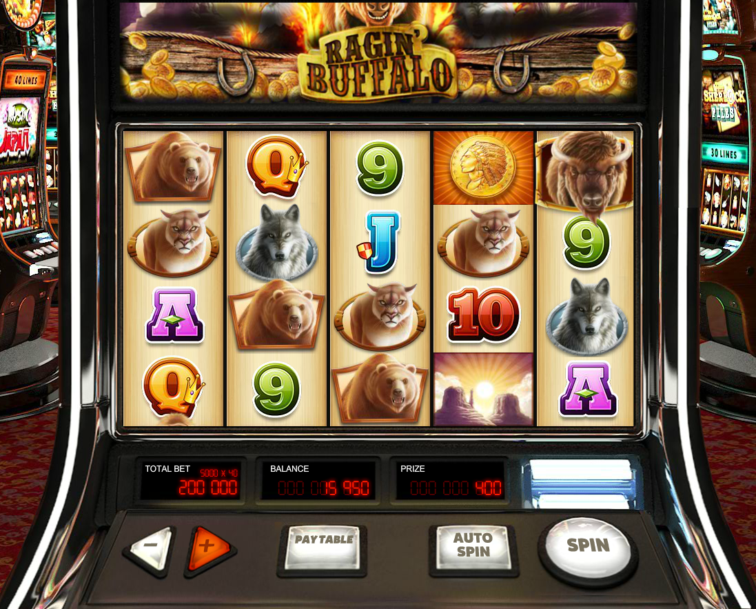 Wild cougar slot machine online