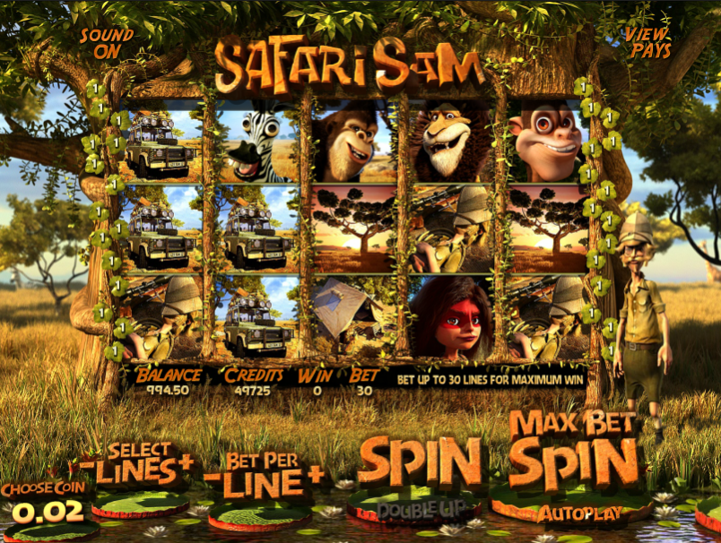 Spiele Safari Sam - Video Slots Online