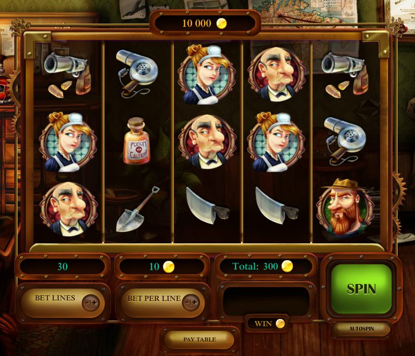Baker Street Adventures Slot - Try for Free Online