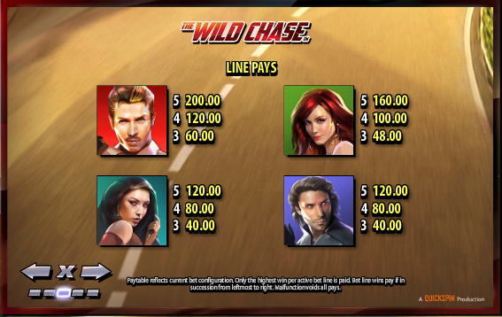 The Wild Chase Slots - Play Free Casino Slots Online